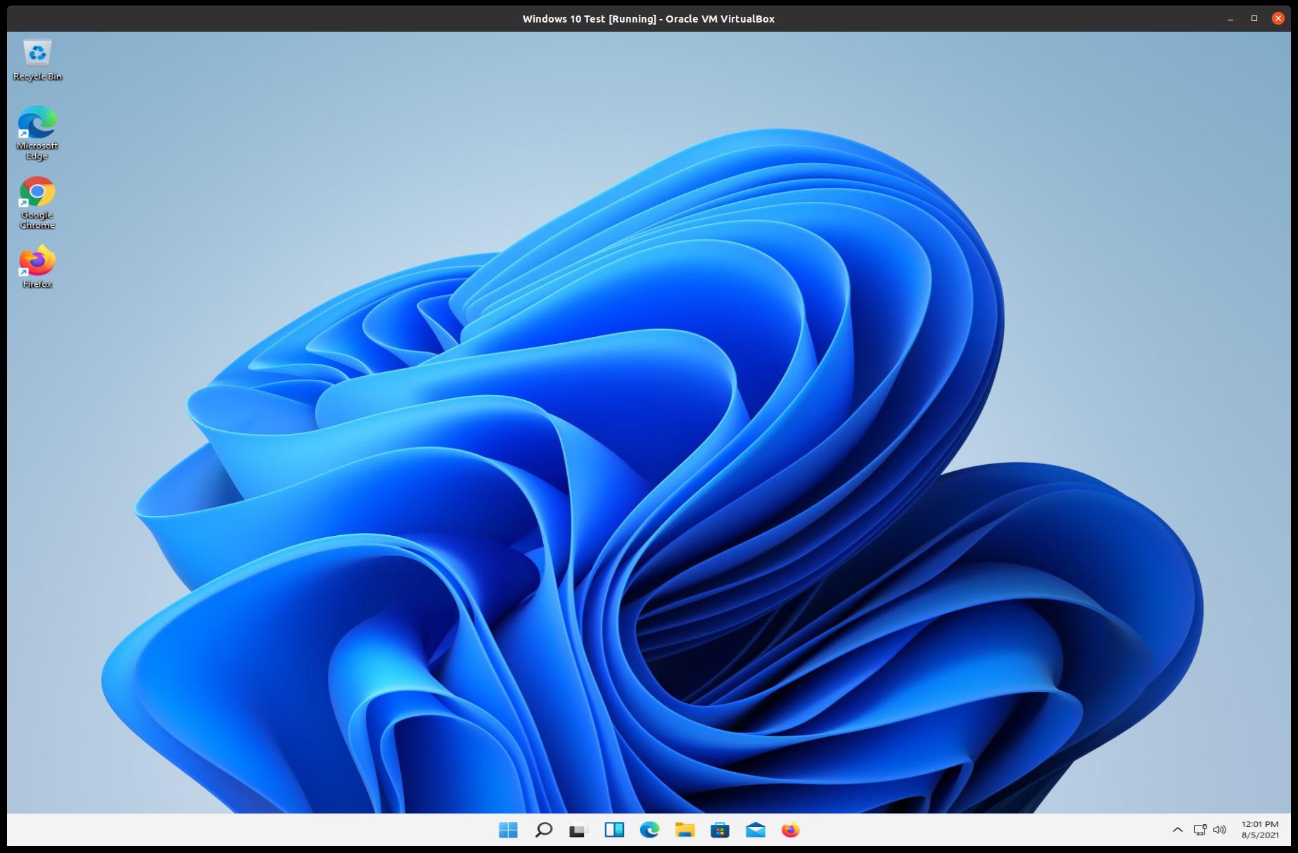 Windows 11 First Impressions post thumbnail